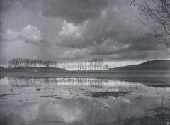 Überschwemmung, 1907, by Wilhelm Bandelow