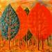 Magritte.El Incendio