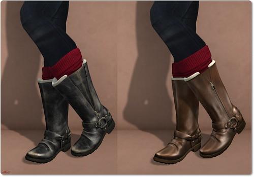 Style - Gos Amelia Boots