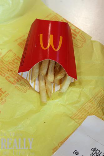 McDonald's #HappyUT