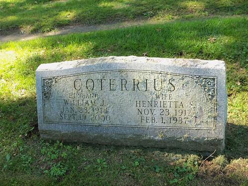 Coterrius