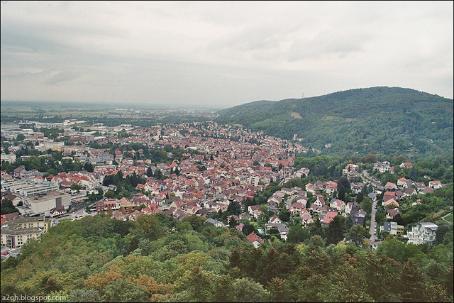 Weinheim City