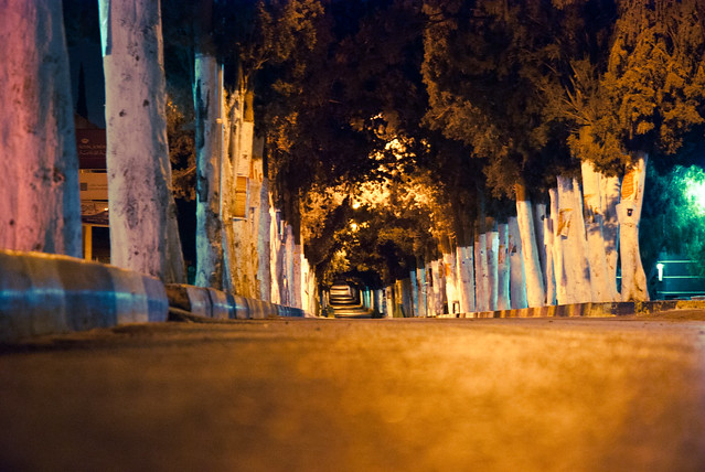Amman - University Road
