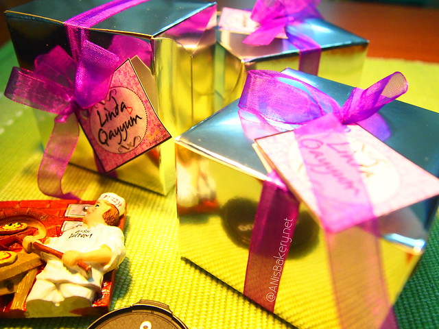 Bahulu Cermai | Pakej Door Gift