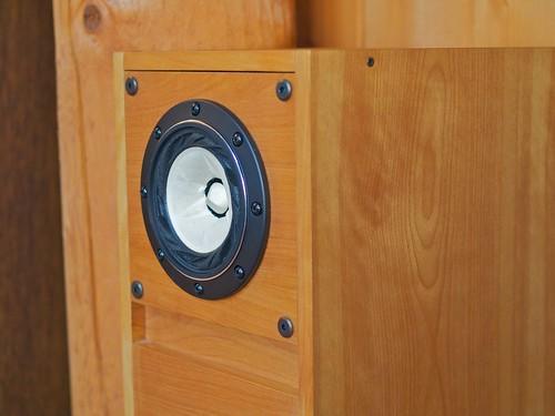 Back Loaded Horn Speaker Enclosure (Fostex BK10)
