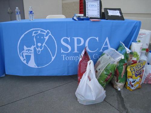 SPCA Shop and Share