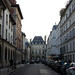 Entrée place des Vosges