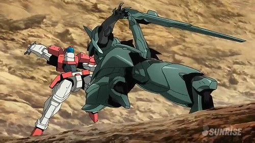 Mobile Suit AGE  Episode 7  Gundam Evolves  Youtube  Gundam PH (1)