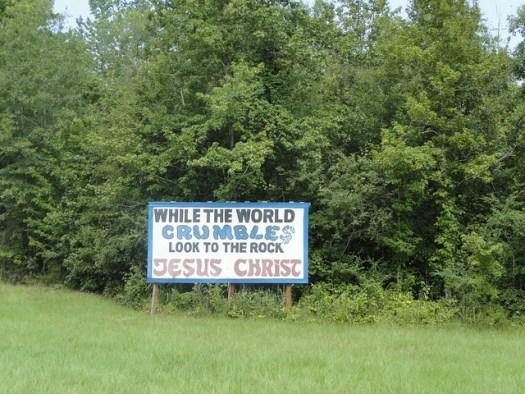 Signs in Gordo