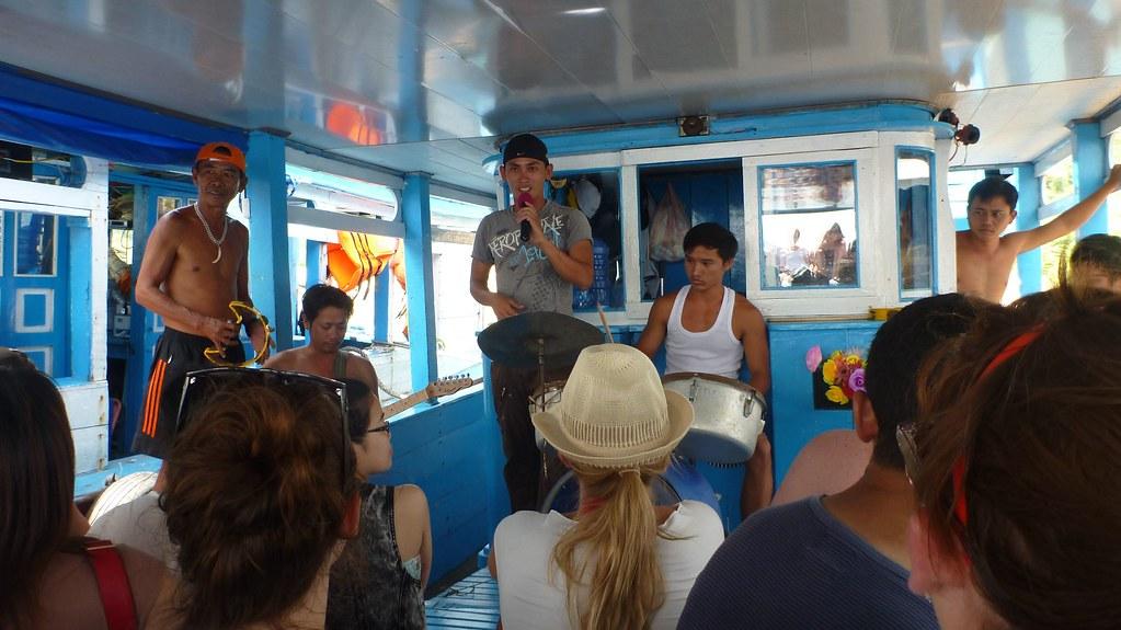Boat Concert- Nha Trang, Vietnam-3