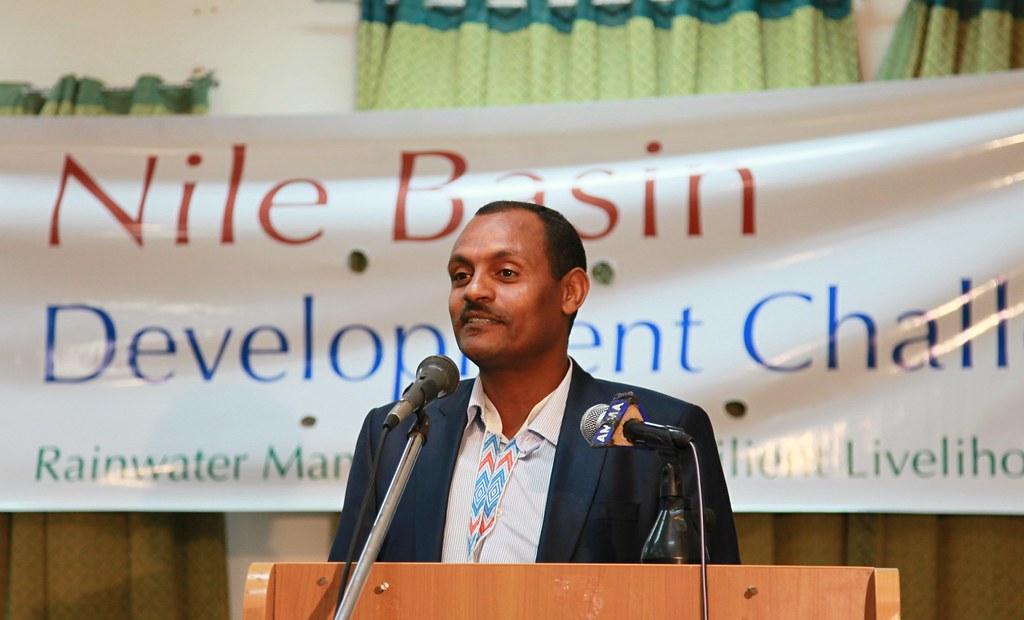 Fantahun Mengistu-NileBDC stakeholder workshop