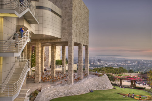 An Evening at The Getty