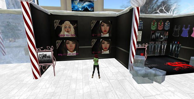 Flirts Booth @ Candy Cane Fair