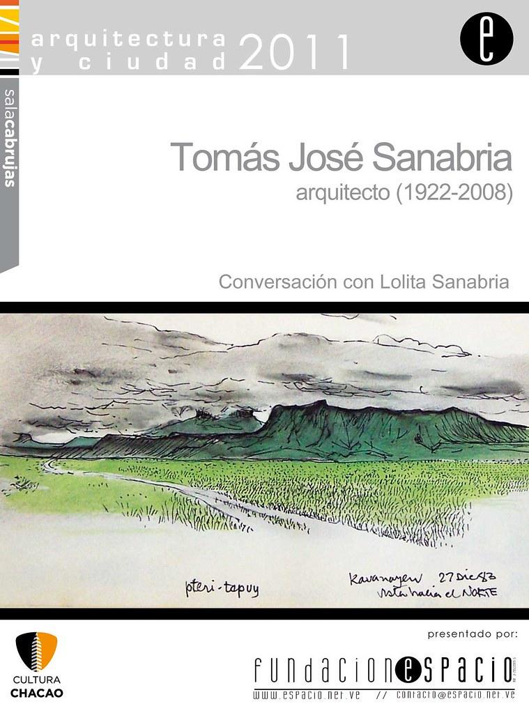 Charla Tomás José Sanabria