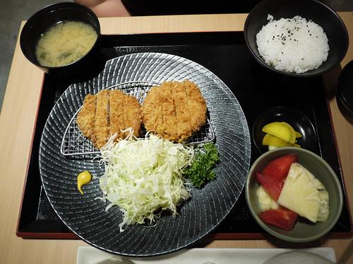 Hire Tonkatsu Set at Yabu - 1