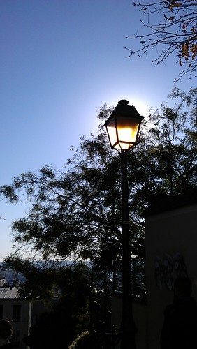 Mid-afternoon Lamplight by webmink