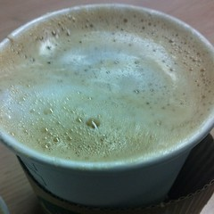 It's supposed to be a Flat White