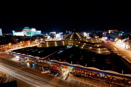 Central Market at Night