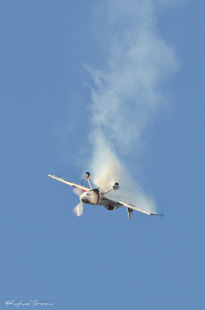 Cmdt Marcos Geraldi -  CEA-309 Mehari - Tuareg Aerobatics