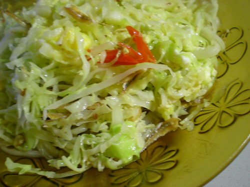 STP's fried cabbage 2