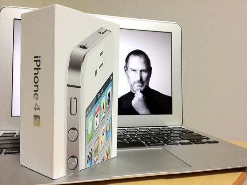 Brand-new iPhone 4S