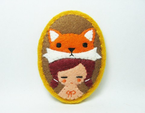 Mr Fox and Miss