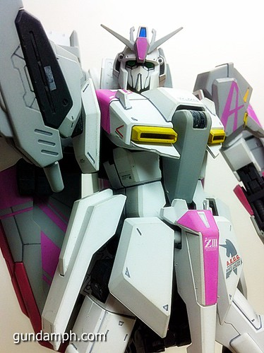 MG Zeta Karaba White Unicorn Painted Build (11)