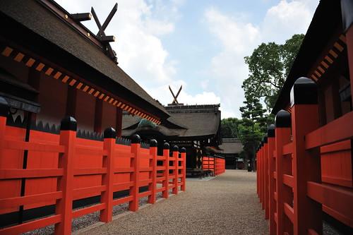 Sumiyoshitaisha (住吉大社)