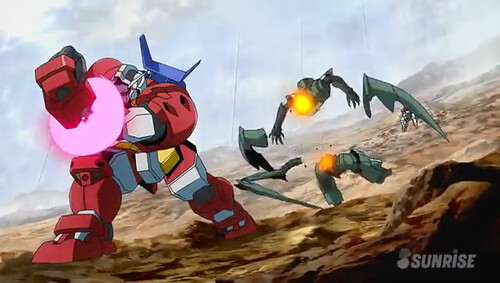 Mobile Suit AGE  Episode 8  Do or Die on the Common Front  Youtube  Gundam PH (4)