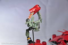 Formania Sazabi Bust Display Figure Unboxing Review Photos (115)