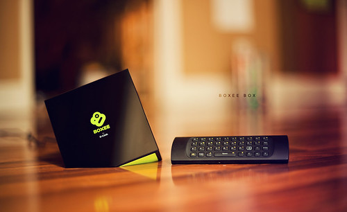 Boxee Box by isayx3