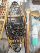 Elbow snowshoes