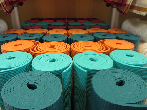 mats, mats and more mats