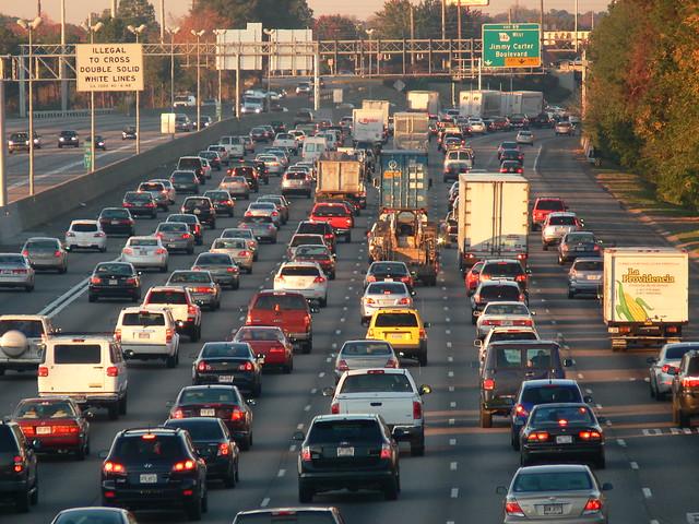 Atlanta commute