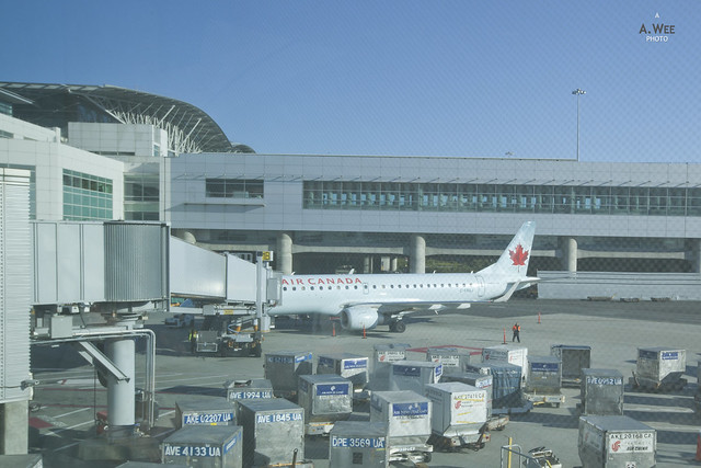 Air Canada Embraer Jet