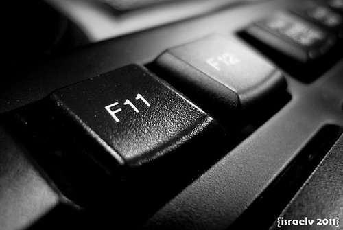 F11 by israelv