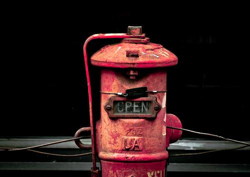 Valve Open!