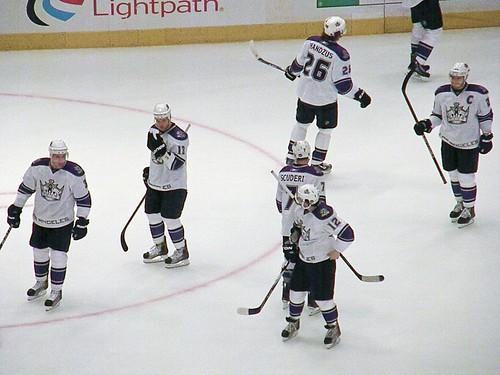 New York Rangers vs. Los Angeles Kings 2.17.11