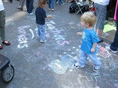 Children at Occupy Wall Street