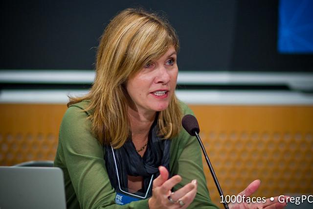 Face - Sarah Banet-Weiser speaking at #FoE5