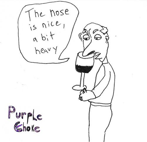 wine nose pc