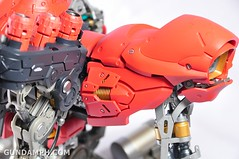 Formania Sazabi Bust Display Figure Unboxing Review Photos (121)