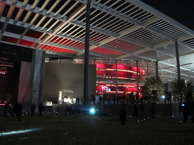 Winspear At Night