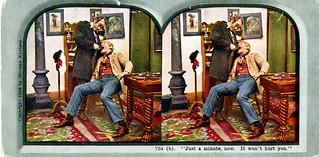 Herman Knutzen stereoview card, 1906, part 2 of 6