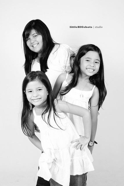 Circles Of Love | Family Studio Portraiture