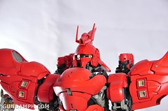 Formania Sazabi Bust Display Figure Unboxing Review Photos (70)