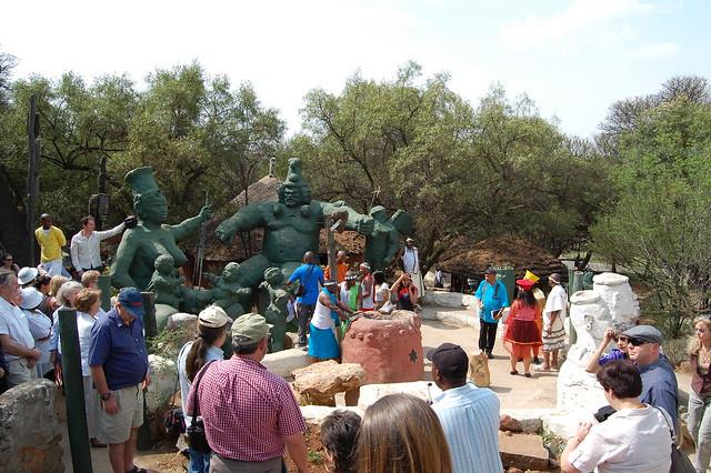 Credo Mutwa Village, Soweto