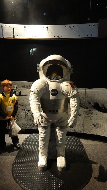 flat k at space centre