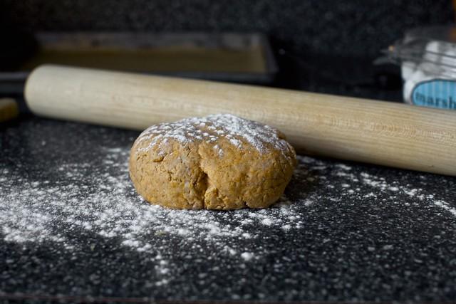 a great dough for raw dough fiends