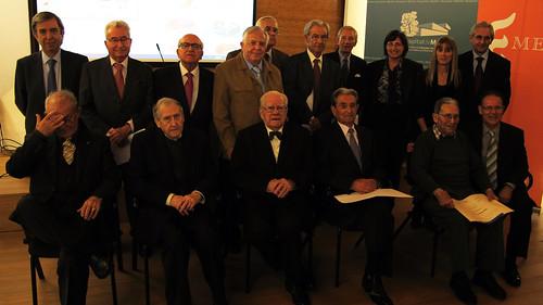 Homenatge als Metges Jubilats del Vallès Oriental